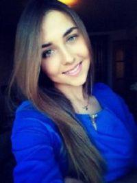 Красотка Ксюша из Еланц